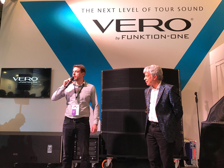 Think! AV invests in Vero