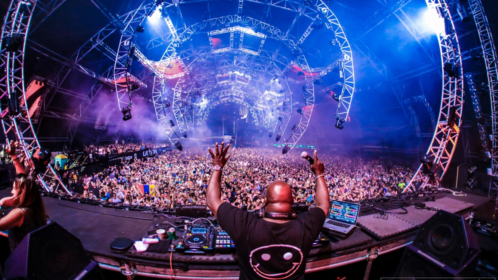 Carl Cox chooses Vero for Ultra Miami