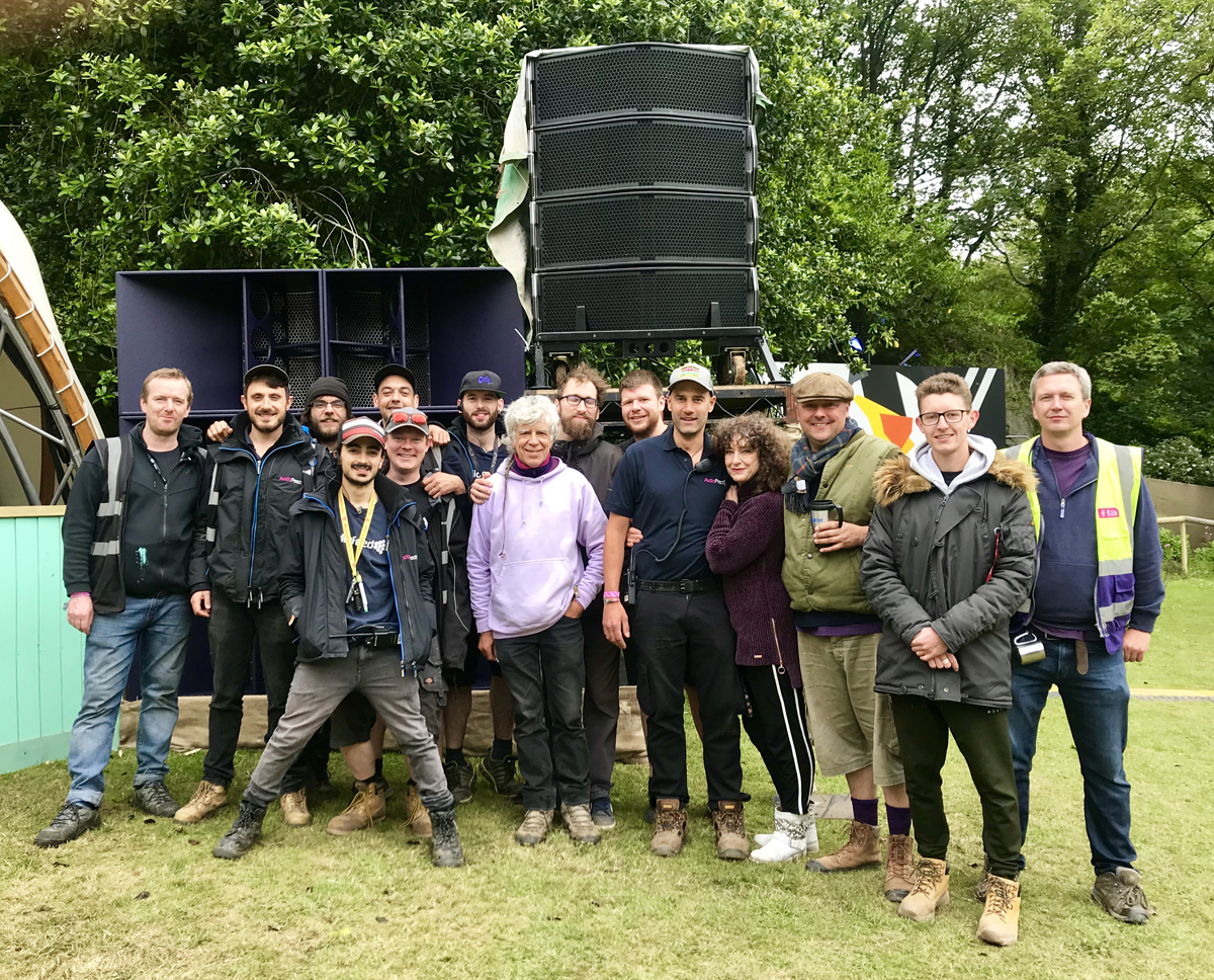 'Immense' Vero VX delivers on Gottwood Festival's main stage