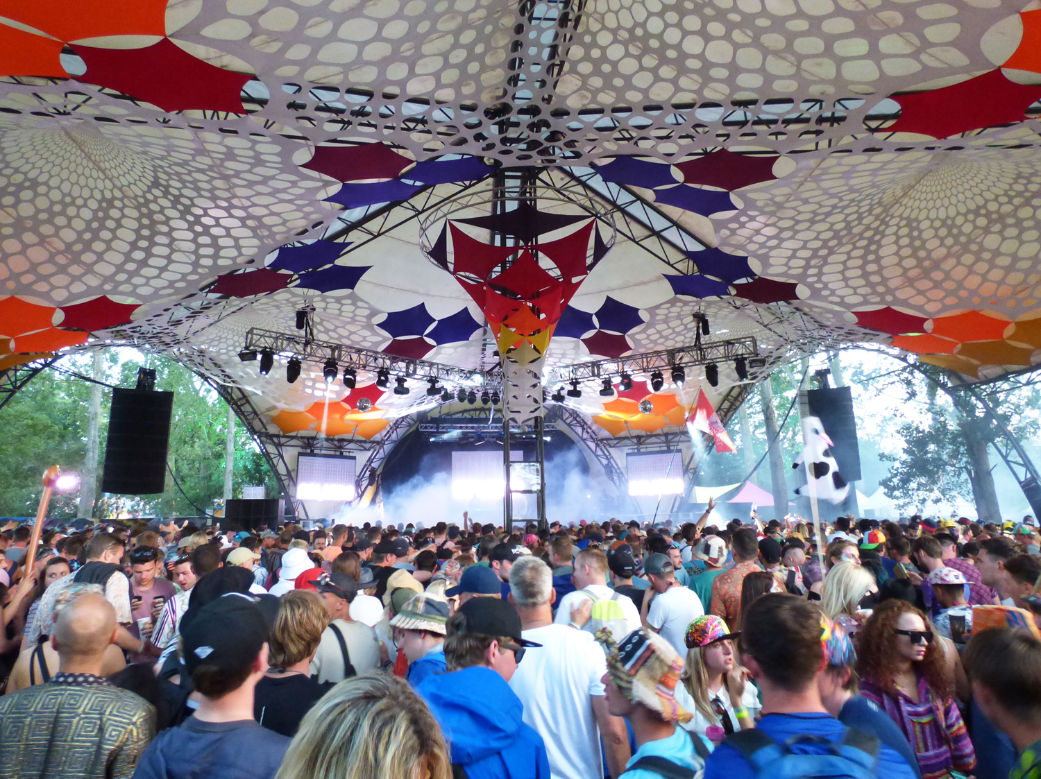 Glastonbury debut for Funktion-One's Vero at The Glade